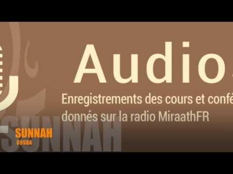 Allocution de Cheikh Rabi' Ibn Hadi Al-Madkhali – qu'Allah le préserve 1...