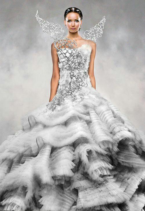 Vestito Da Sposa Katniss Everdeen.The Hunger Games Catching Fire Katniss Everdeen Jennifer