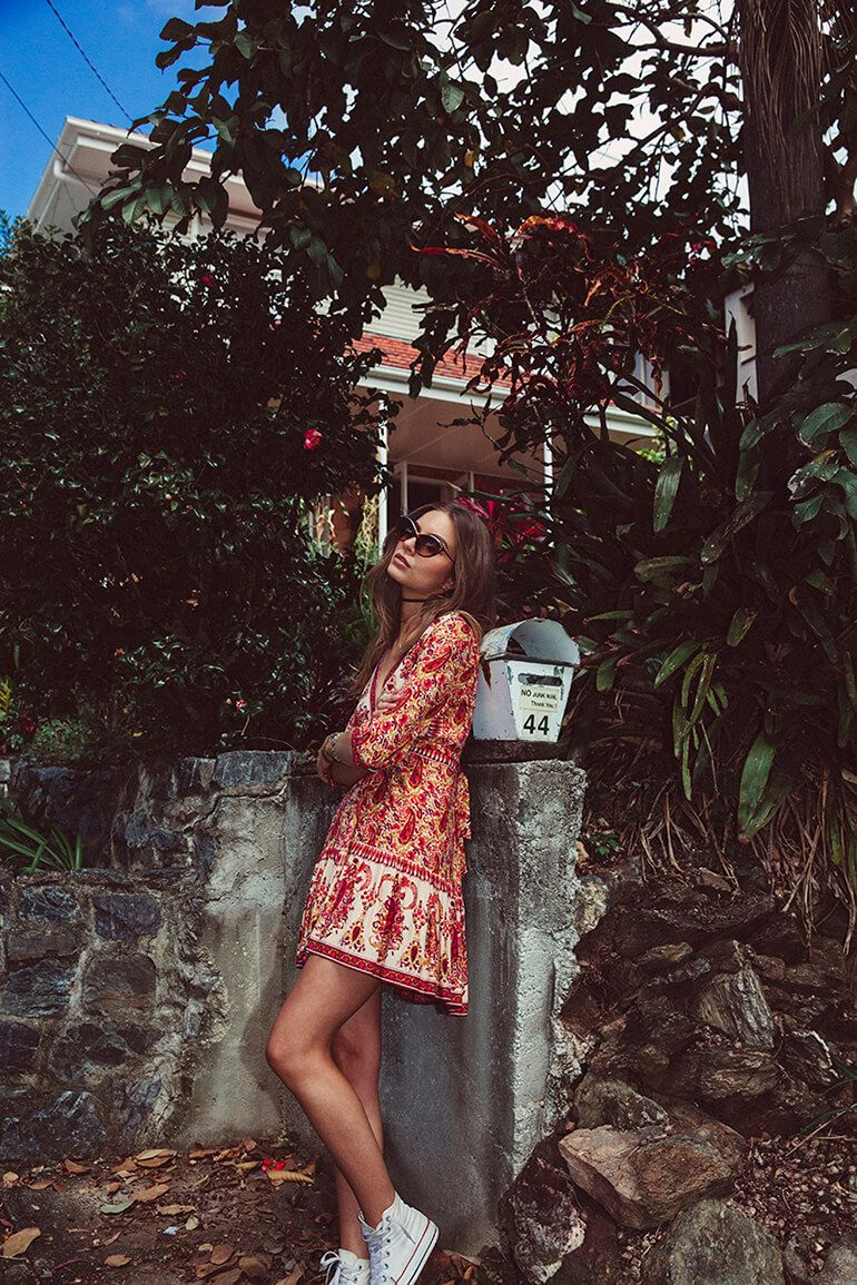 Embrace the It Girl Look with our Fave Boho-Brand Arnhem