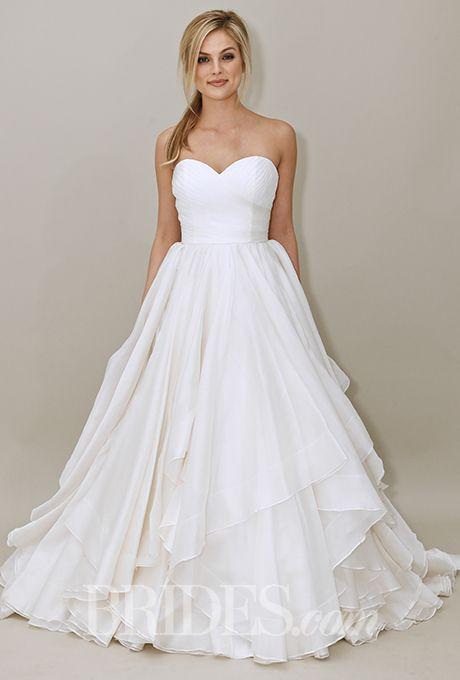 Heidi Elnora Fall 2015 Ball Gown Wedding Dress Wedding Dresses Heidi Elnora Wedding Dress