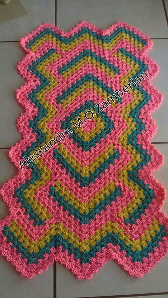 Pin de Dara Newton en Crochet Patterns | Pinterest | Mantas de ...