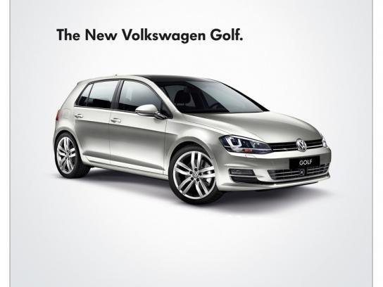 Renault Renault Courtesy Ad 2 Volkswagen Golf Volkswagen Vw Golf Tdi