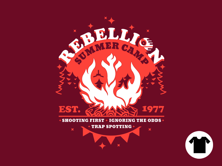 Rebellion Summer Camp by helgram in 2020 (With images