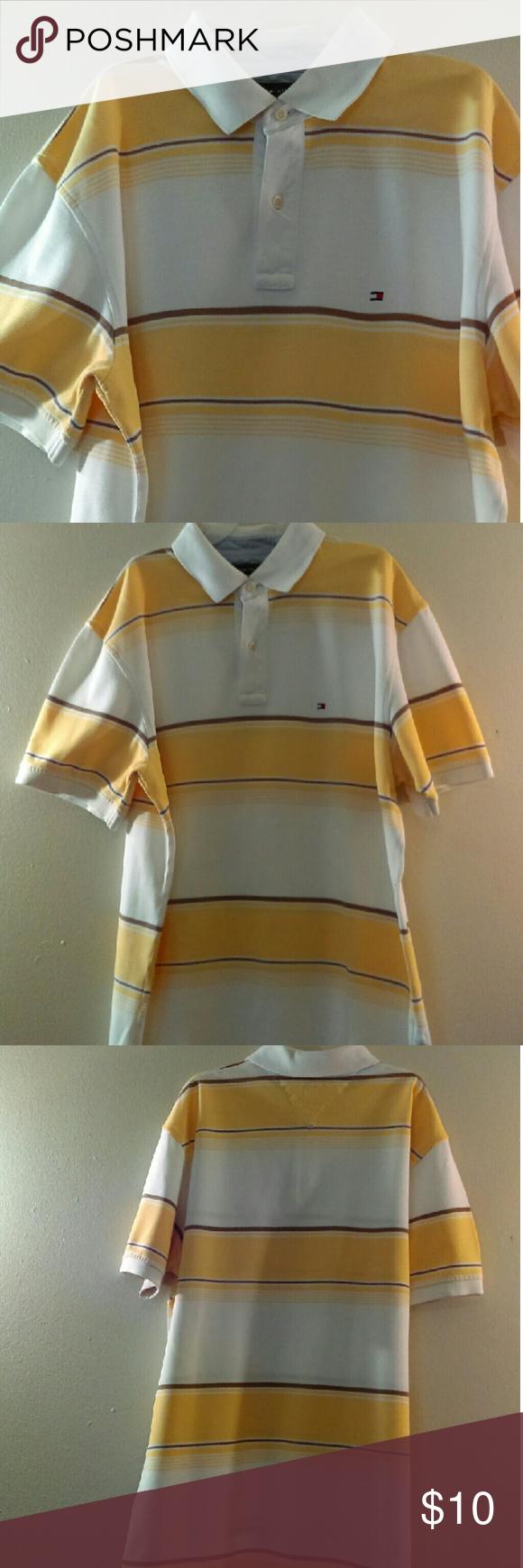 Men's Tommy Hilfiger polo Mint condition men's Tommy Hilfiger polo shirt Tommy Hilfiger Shirts Polos