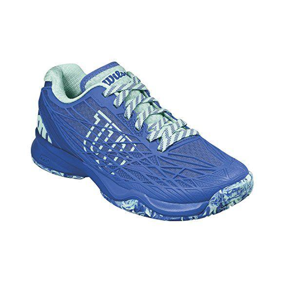 c676f8d9127c5 Wilson Chaussures de Tennis Femme, Bleu (Amparo Blue   Surf the Web   Aruba  Blue), 37 EU - Chaussures wilson ( Partner-Link)