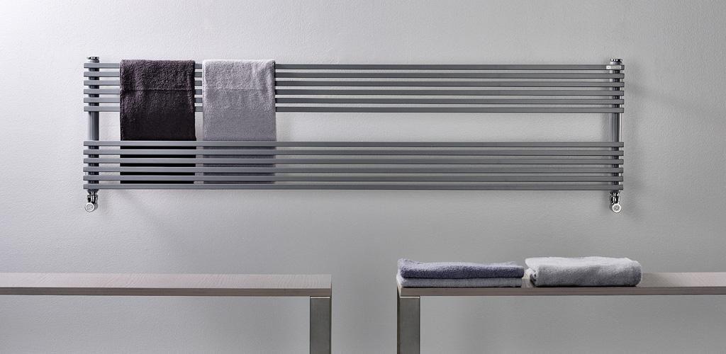 BDO TRIM radiateur horizontal sèches serviettes de chez ANTRAX ...
