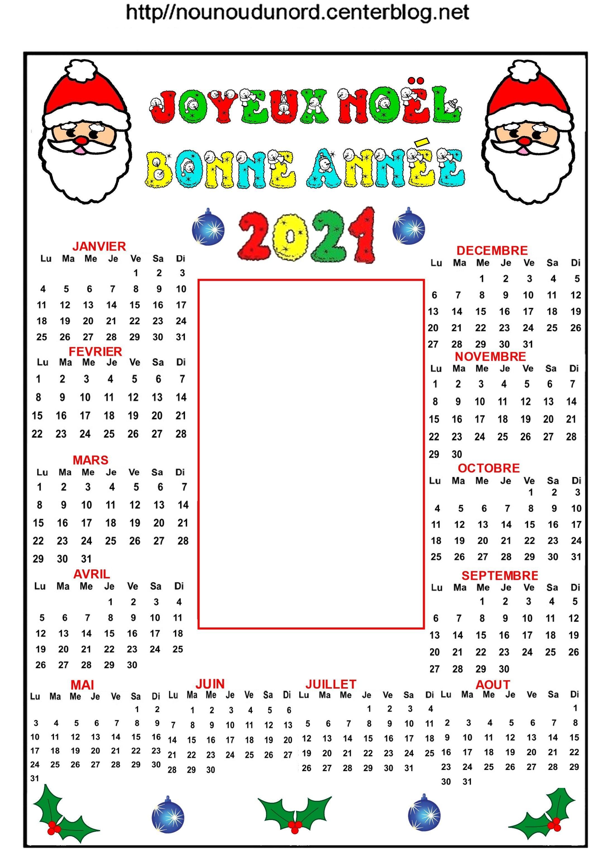 calendrier noël 202 en 2020 | Bonne année, Activité manuelle noel