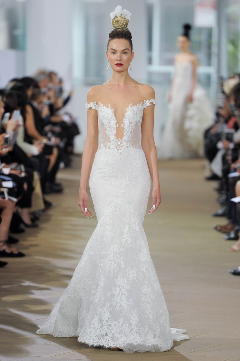 Best of bridal week ines di santo wedding dress collection