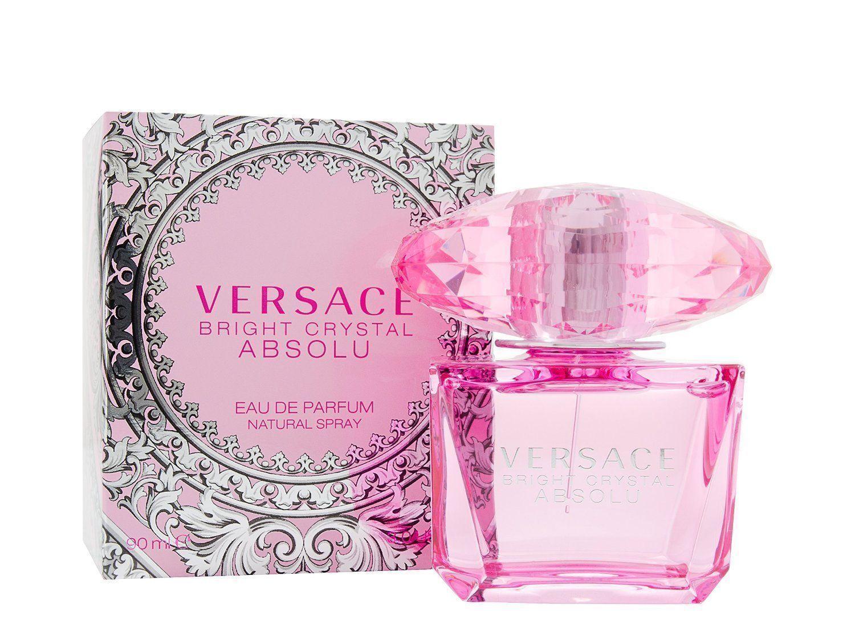 3 0 Bright Absolu Women Crystal Edp Versace New Box In For Perfume OXZikTwPu