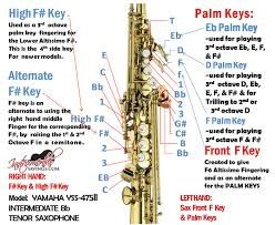 Image Result For Use Of Full Boehm Clarinet Fingering Chart