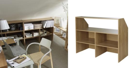 20 bonnes ides pour meubler ses combles partie 1 rve de combles - Ikea Dressing Sous Pente