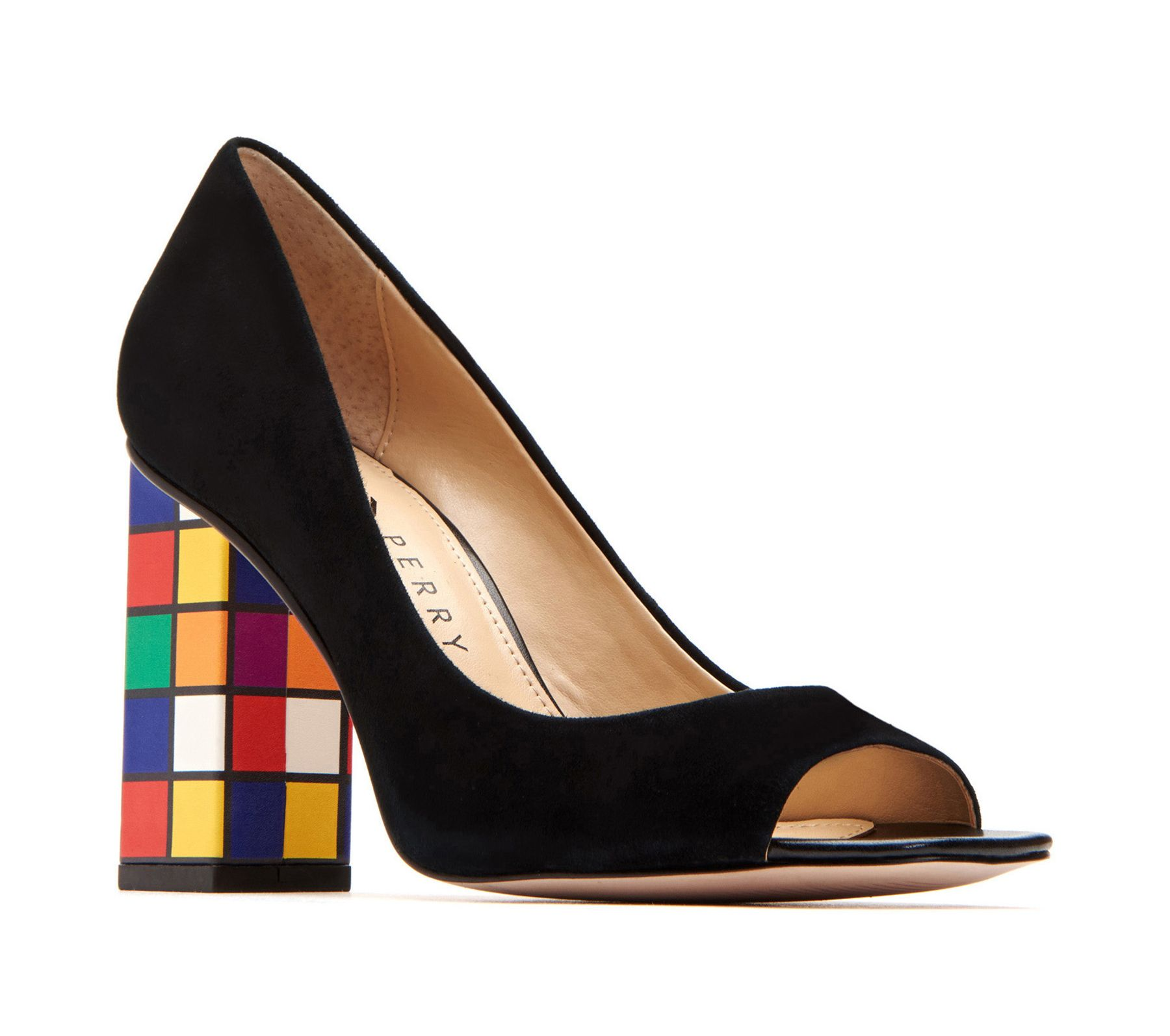71f87f95444 katy perry collections the caitlin black rubik s cube heels ...