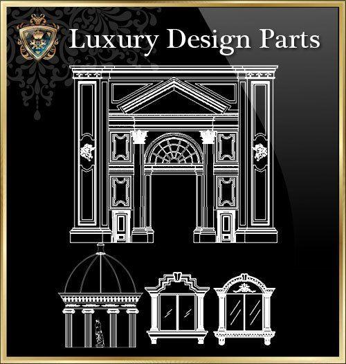 Newlogo 3d: Classic House Design, Autocad