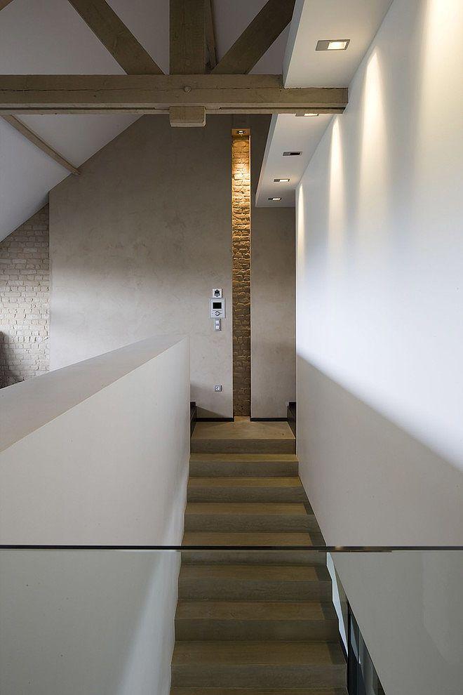 Modern Home by Guillaume da Silva | FF HAUS TREPPE