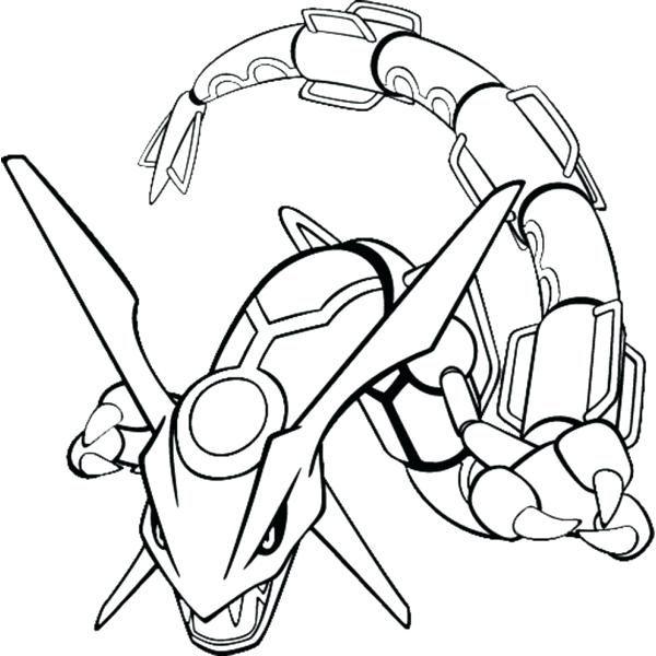 Pagine Da Colorare Pokemon Disegni Da Colorare Dei Pokemon Nero E