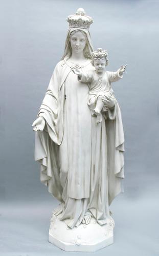 Our Lady Of Mt Carmel 60 Inch Statue En 2020 Arte Religioso