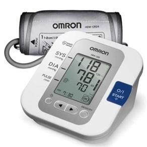 Monitor De Pressao Automatico De Braco Deluxe Omron Hem 7200