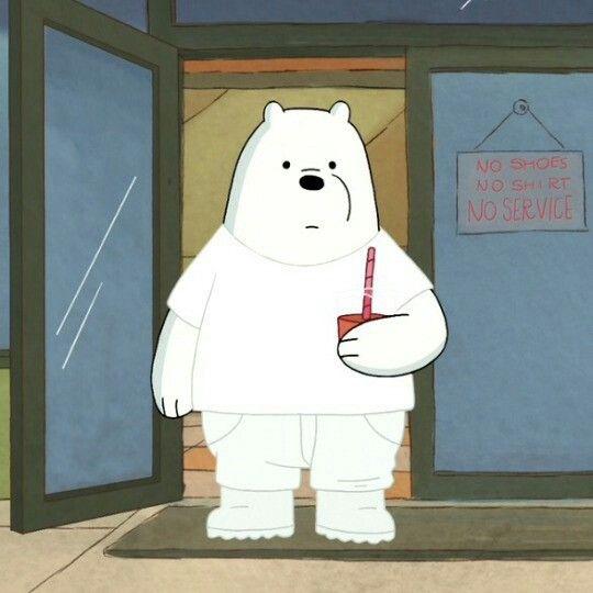 Ice Bear Escandalosos Dibujos De Escandalosos Dibujos