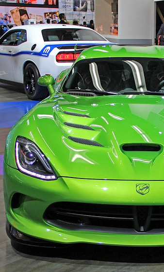 Dodge : Viper 2dr Cpe SRT1   Luxury Car Lifestyle   Dodge ...