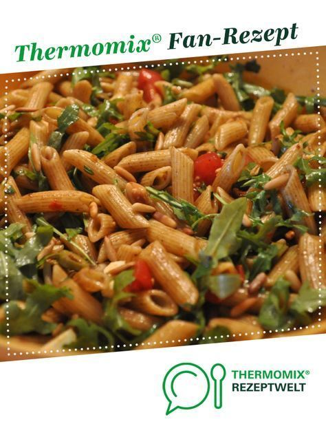 Mediterraner Nudelsalat #mediterraneanrecipes