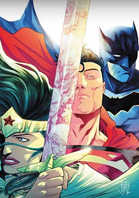 Trinity #1 by Francis Manapul