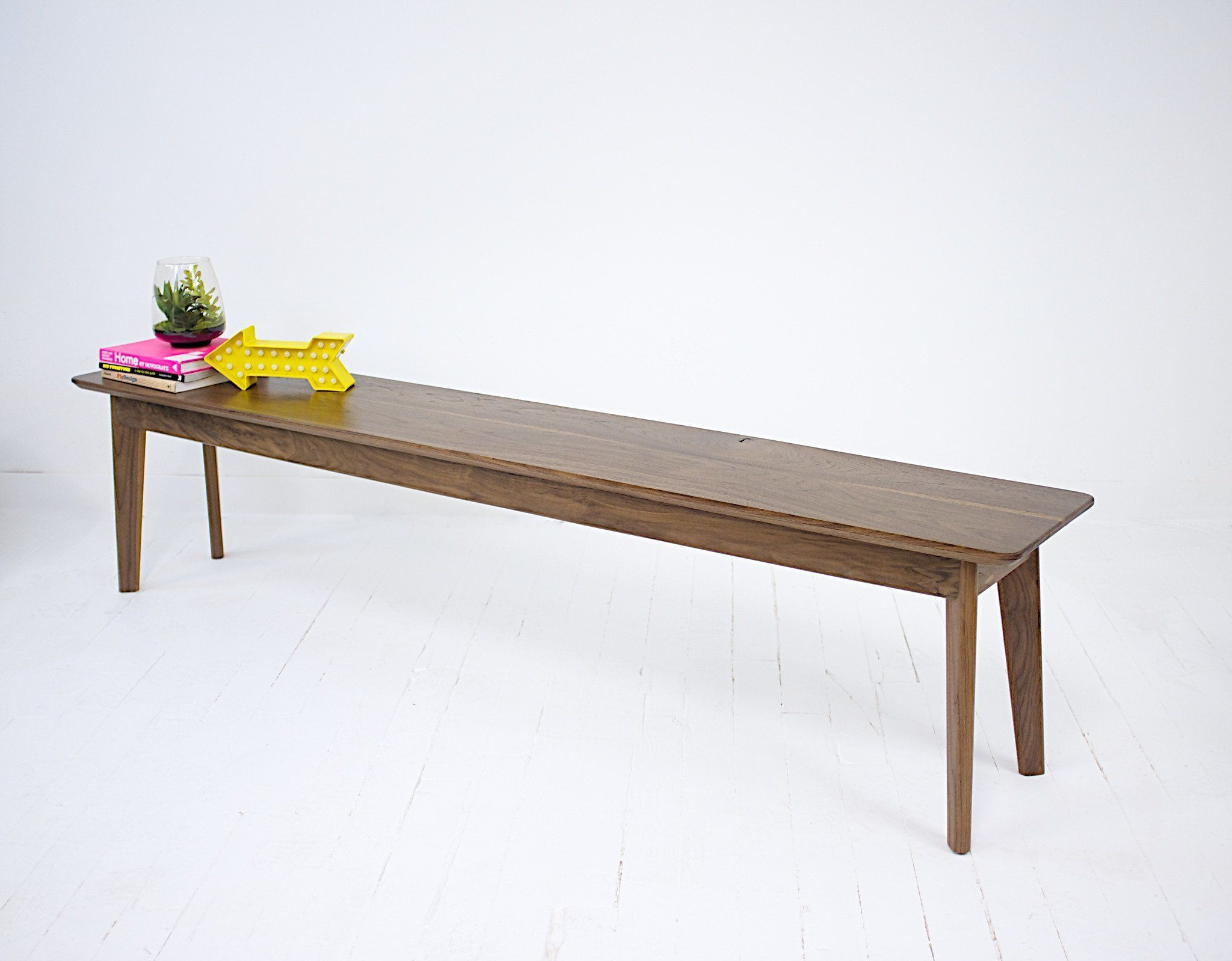 Santa Monica Bench | Dining bench, Entryway bench and Bench