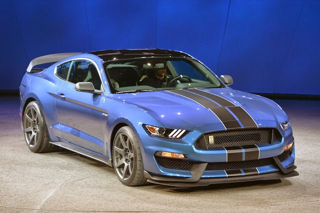2016 Ford Mustang Shelby Gt350r With Images Ford Mustang Ford