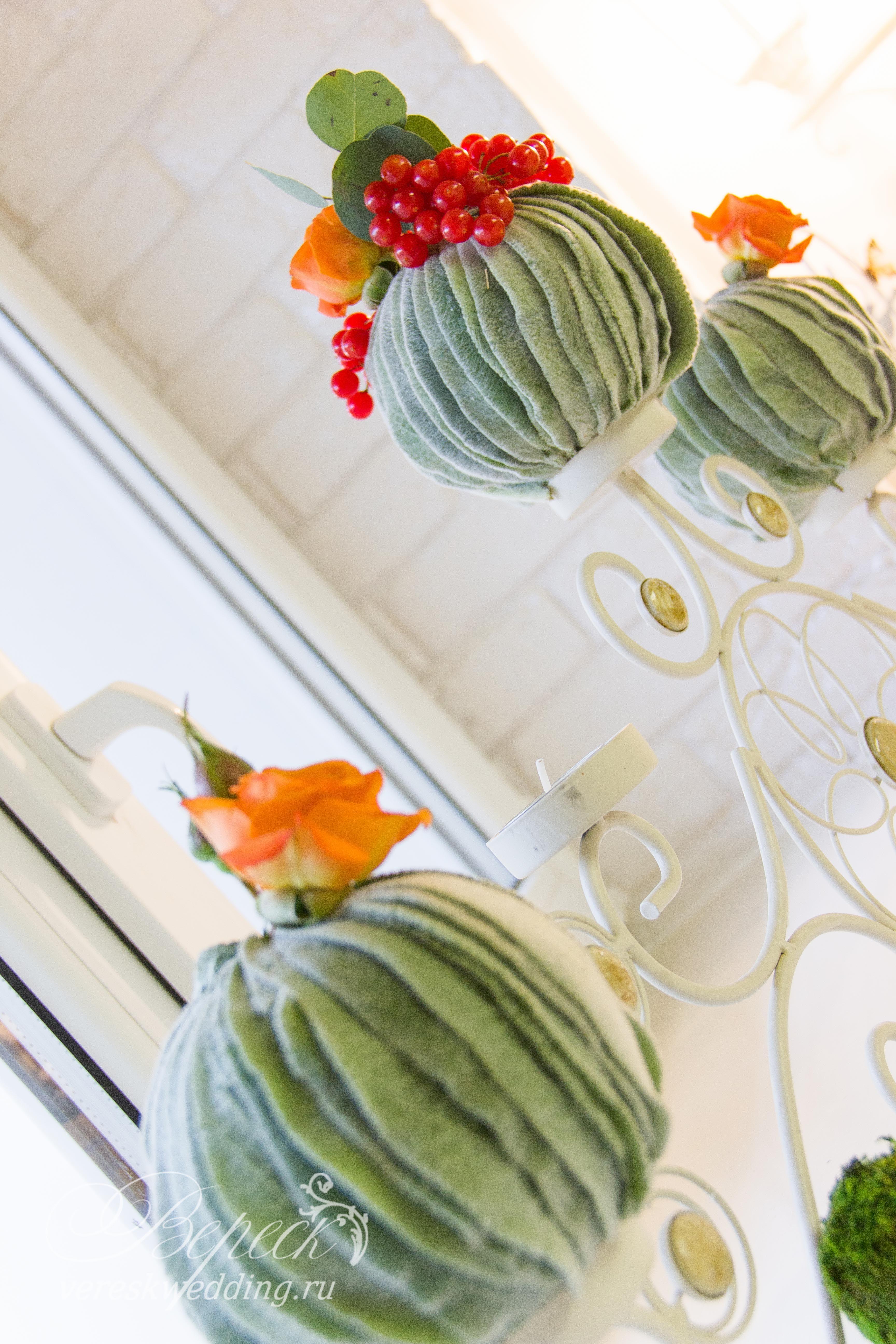 Autumn decor, декор