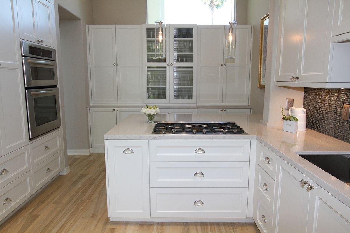 Kitchen Cabinets With Crystal Knobs  Kitchen Cabinets  Pinterest Entrancing Knobs For Kitchen Cabinets Design Ideas