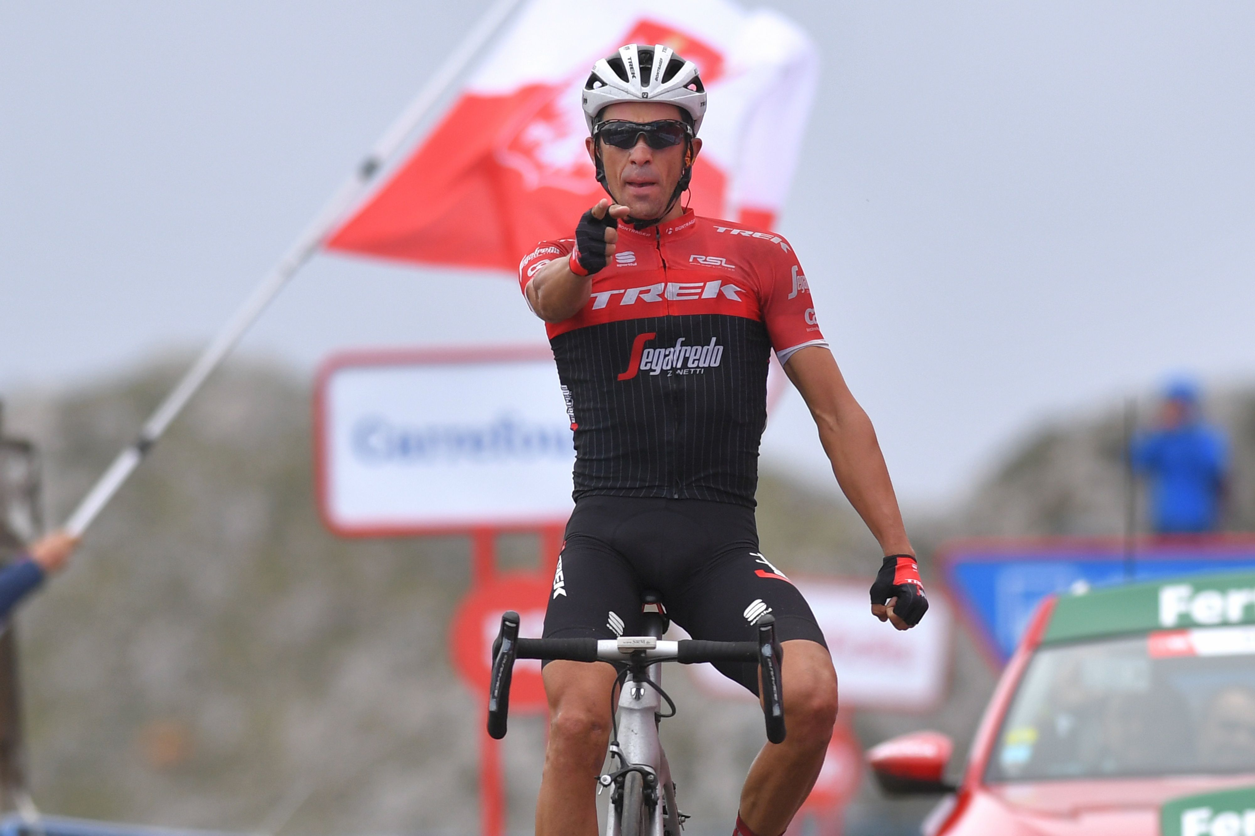 Alberto Contador Spanish former professional cyclist. He is one of the most  successful riders of c1de25a7e