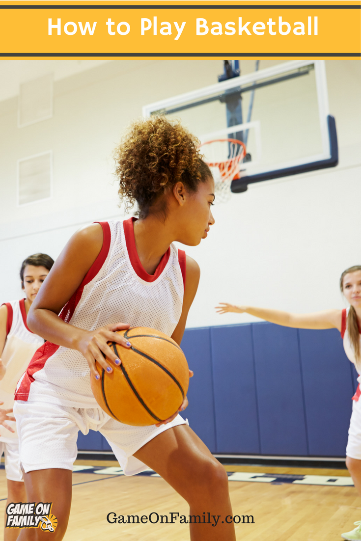 Learn How To Play Basketball Via Our Basketball Game Tutorial Review The Rules Of Basketball And Find Your Next Basketball Plays Sports High School Basketball