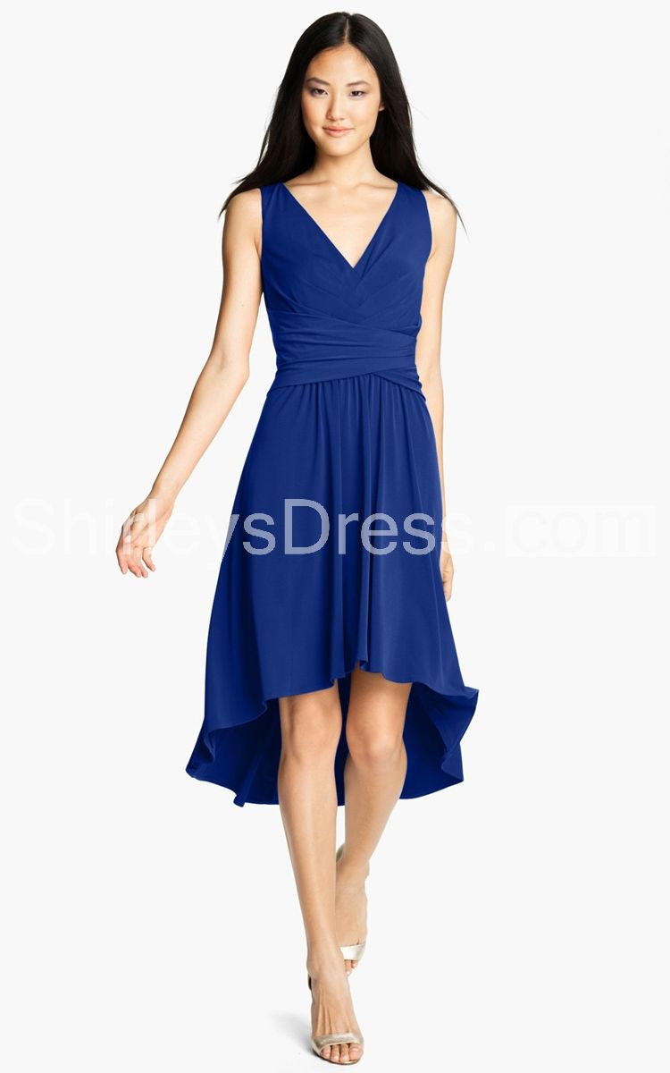Style for bridesmaid dresses....?