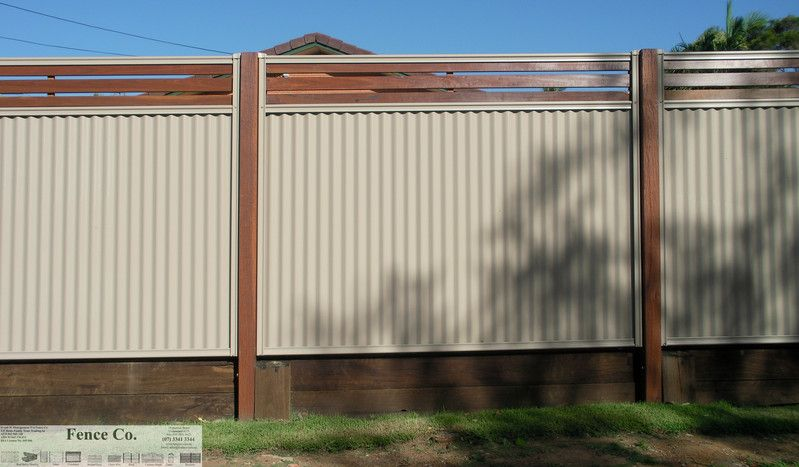 Image result for colorbond fence extension idée Pinterest Idée