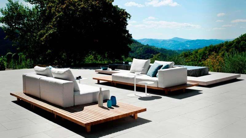 Mobilier de jardin en teck | Salon de jardin | Pinterest