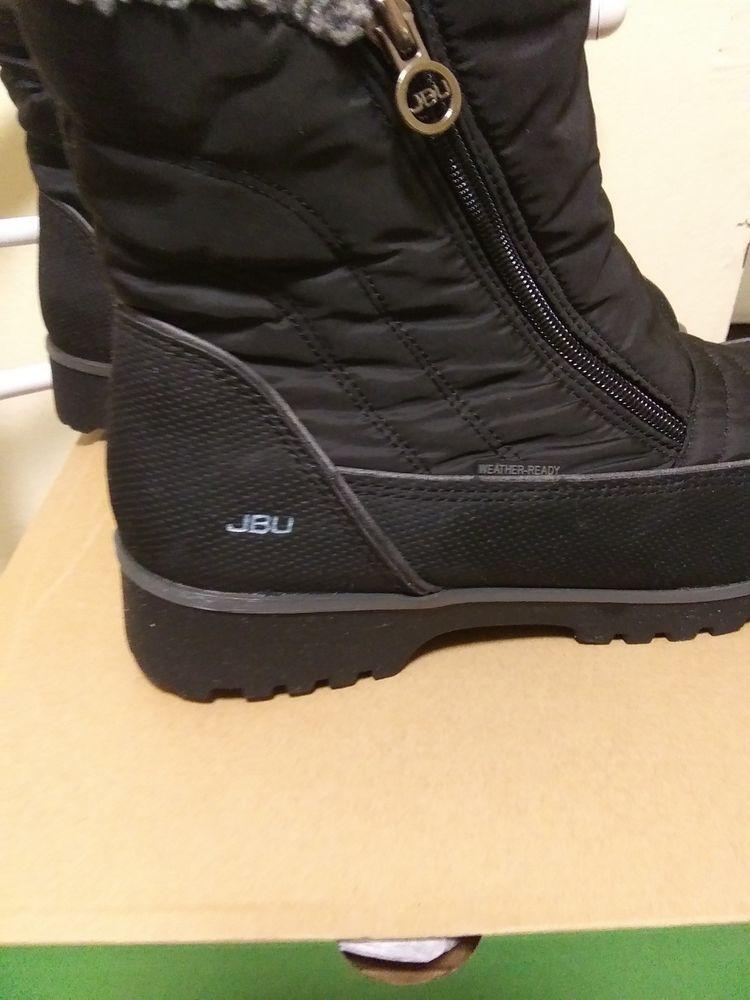 Jbu by jambu women s snowbird weather ready snow boot