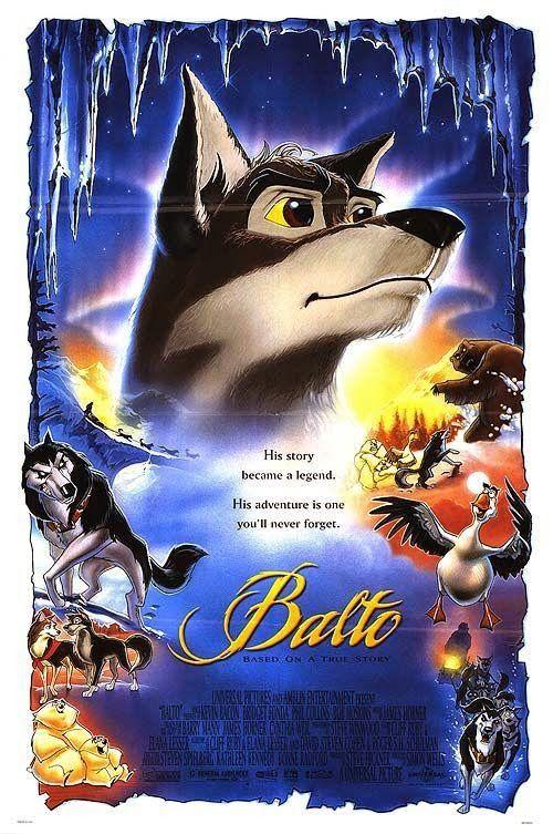 Balto 1 2 Y 3 1995 Latino Online Carteles De Peliculas De Disney Peliculas Dibujos Animados Peliculas De Disney