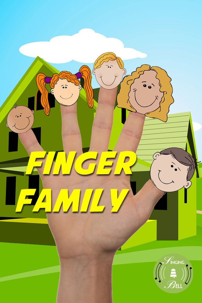 Finger Family By Singing Bell Free Mp3 Download PDF Lyrics Video For
