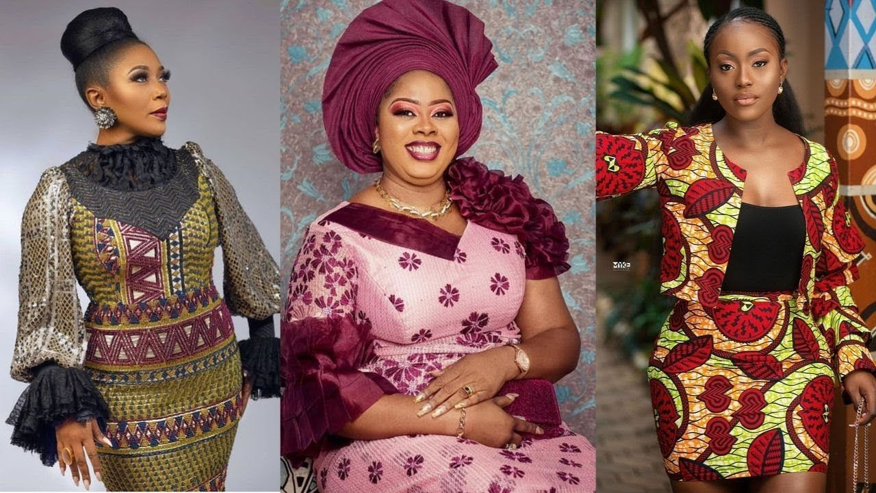 Aso Ebi Colour Combination 2020 Uber Cute Styles To Groove Your Weekend Parties Ankara Styles Latest African Styles Aso Ebi Styles