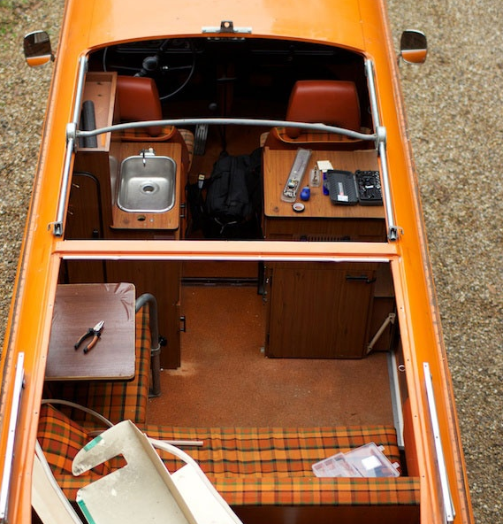 Westfalia interior my style pinterest interiors for Interior westfalia