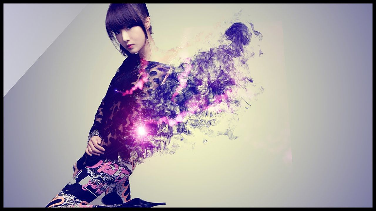 Photoshop CS6 Tutorial - Smoke Disintegration Effect ...