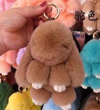 Soft Kopenhagen Fur Rabbit Plush toy KEY RING CHAIN DOLL CUTE ... 6d229cdf1