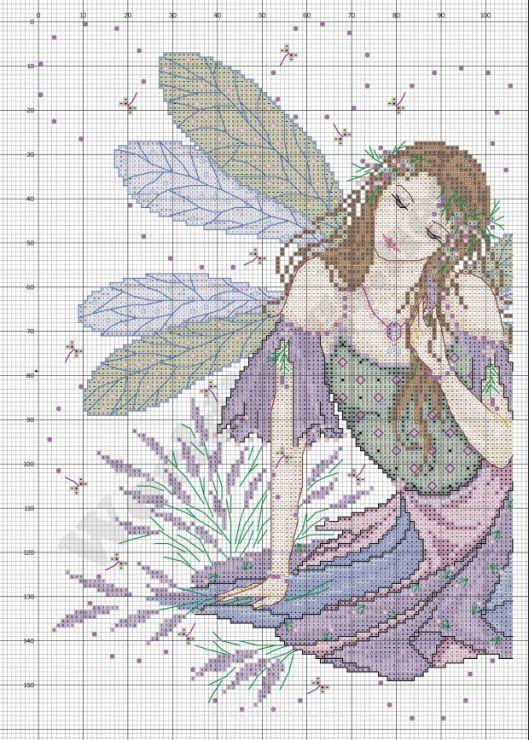 Gallery.ru / Фото #70 - Cross Stitch Collection 208 апрель 2012 - tymannost