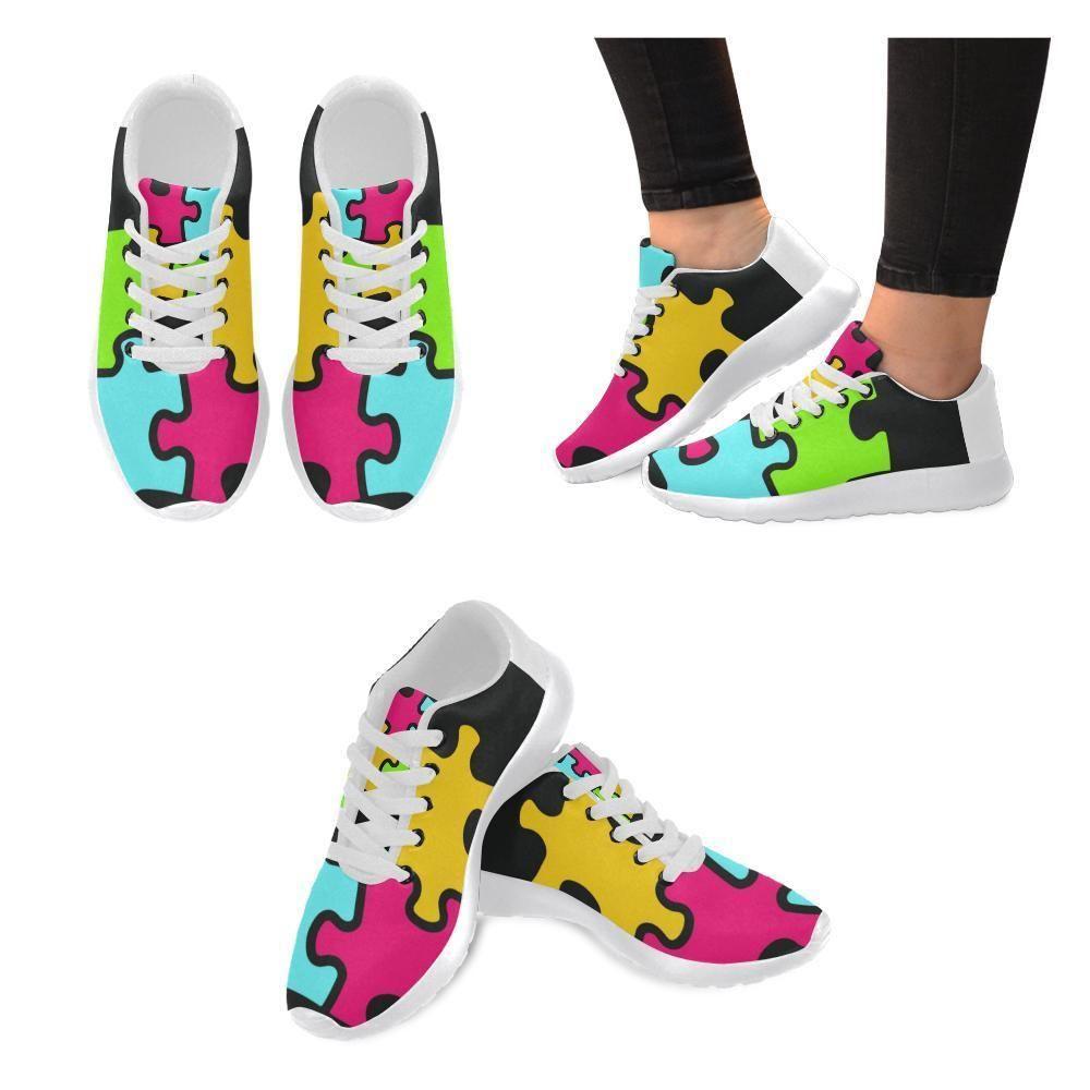 7f458e48f Autism Design 9 Women s Sneakers