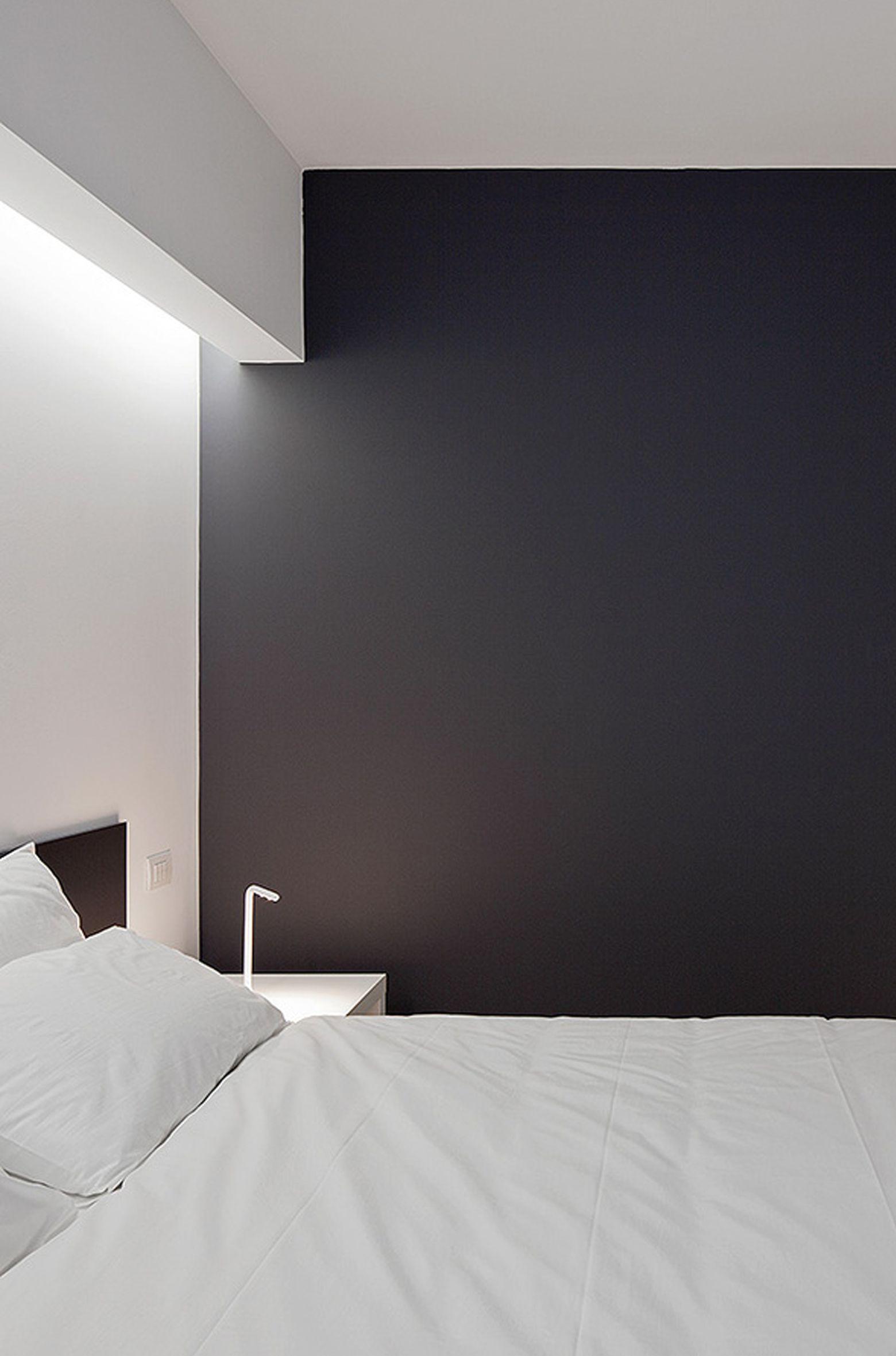 Bedroom, Bed\'n Design Hotel in Italy by Giuseppe Merendino _ ...