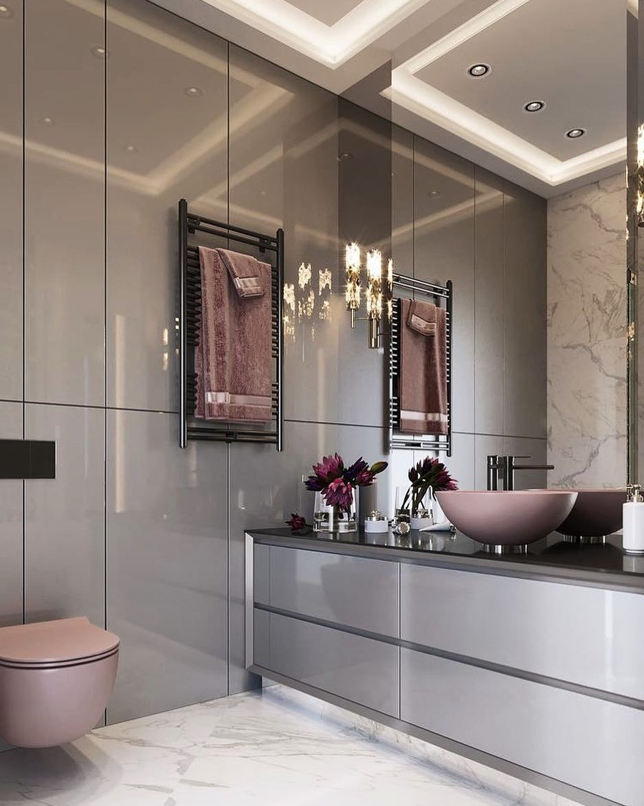 Deco Salle De Bain Luxe covet paris - a showroom with more 300 products exhibited