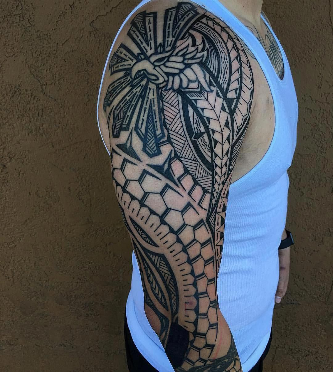 french polynesian tattoos and meanings Polynesiantattoos
