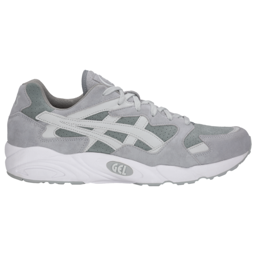 Asics Tiger Gel Diablo Casual Running Shoes Stone Grey White Source By Footlocker Asics Casual Fashion Cas In 2020 Casual Running Shoes Asics Unisex Sneakers