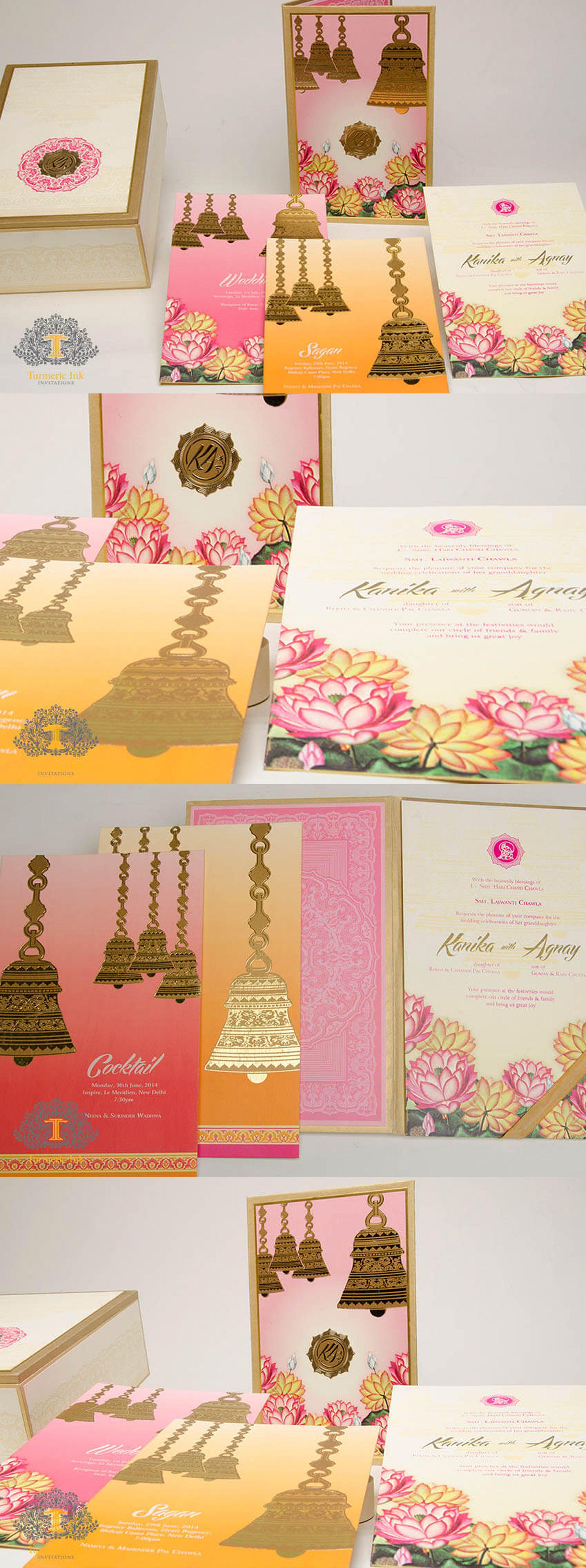 invite invitations Indian wedding invite wedding card bride indian