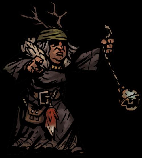 Crone Png Darkest Dungeon Fantasy Character Design Dark Fantasy