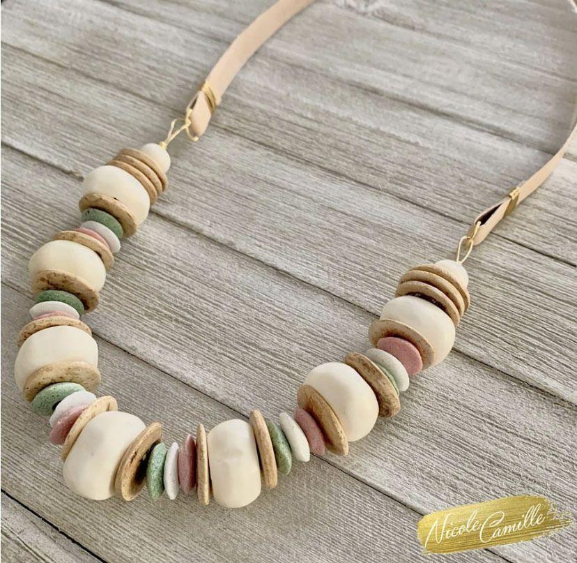 African Bone Beads